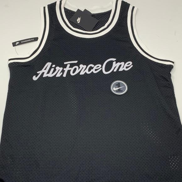 Nike Air Force One Sportswear Jersey NWT NWT